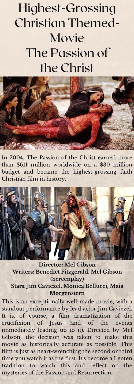 Watch Highest-Grossing Christian Movie on Crossflix via Cross flix