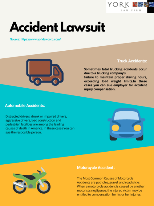 Accident Attorneys in Northern California via York Law Firm