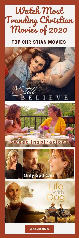 Top Christian Movies of 2020 via Cross flix
