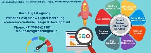 Top 2 SEO Company India via Kashi Digital Agency