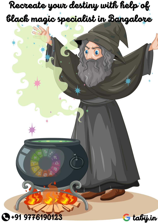 Recreate your destiny with help of black magic specialist in... via Tabijvashikaran