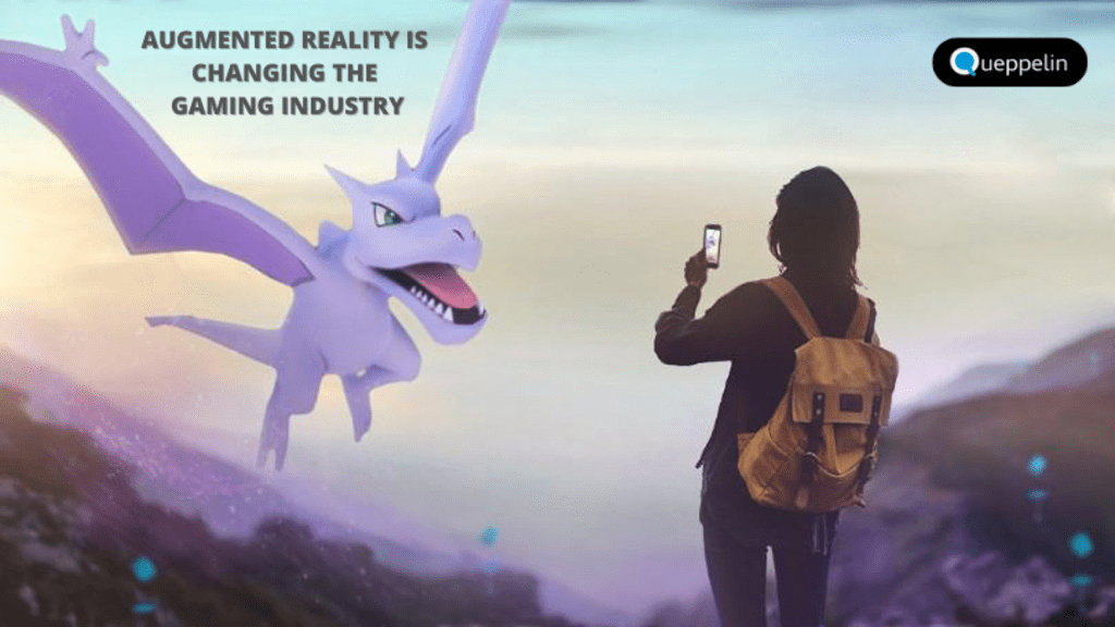 Learn more about AR in Gaming: via Shubham Gandhi