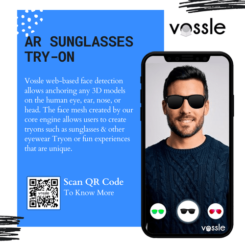 Try Creating your free Eyewear using Vossle: via Vossle