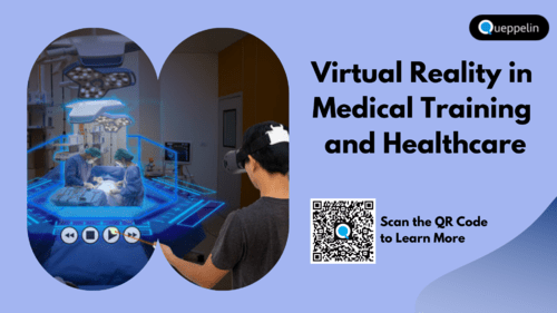 VR in Medical Training and Healthcare: via Shubham Gandhi