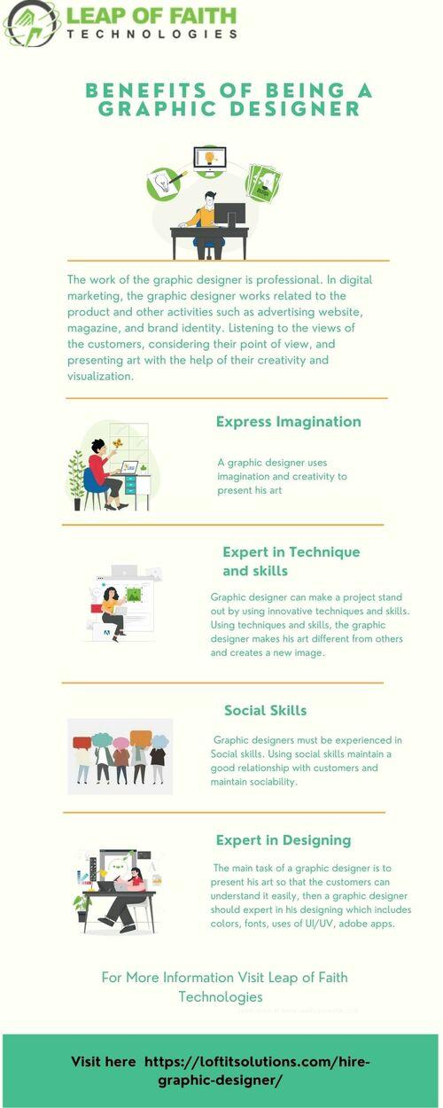 Benefits of Being a Graphic Designer? via Hire Graphic Designer