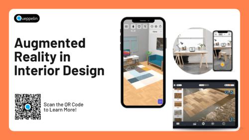 AR in Interior Designing: via Shubham Gandhi